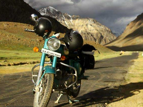 Adventure in Ladakh