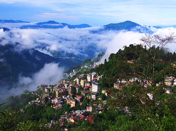 Tourism in Gangtok