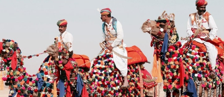 Pushkar Mela 2020: A Gorgeous Mix of Colors and Culture