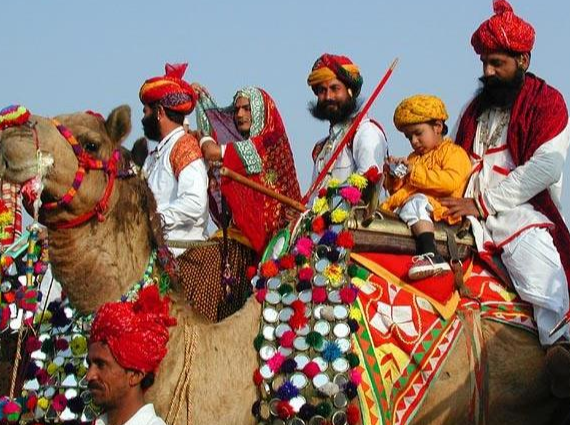 Pushkar Mela 2020 a gorgeous mix of colors and culture