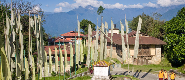Tourism in Pelling