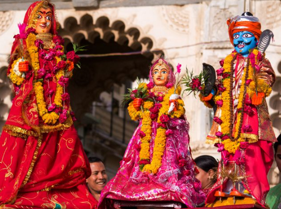 Gangaur Festival Tour Packages in Rajasthan India