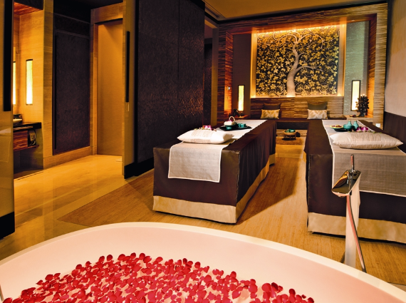 Indian Spas Pamper Yourself