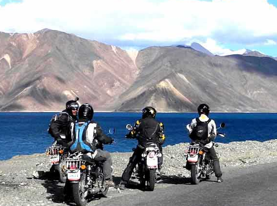 Motorbiking Tips for Ladakh