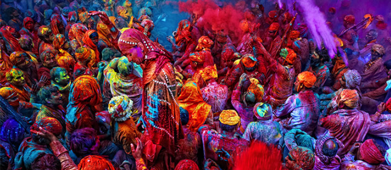 Holi - Get Immersed in the Colours of India