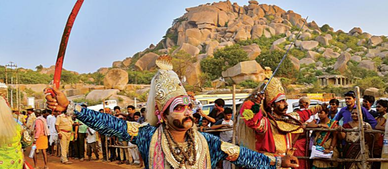 Hampi Festival Tour India 2018