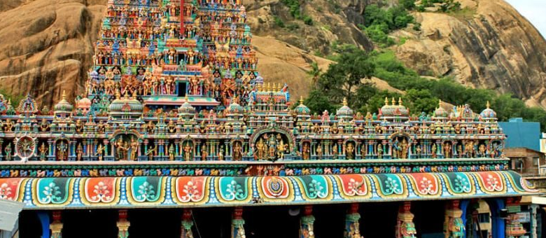 Top 10 Tourist Places Near South India