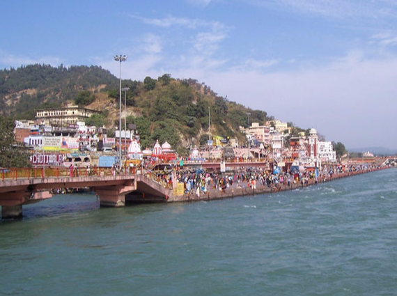 Tour on Ganges