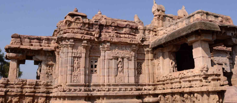 Virupaksha Temple Pattadakal