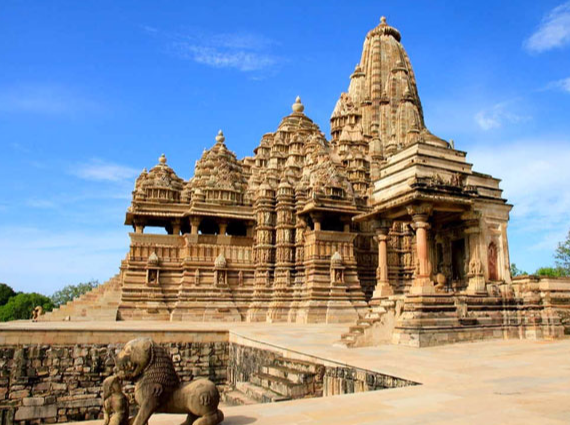 Tourism in Khajuraho