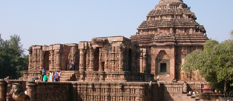 Sun Temple Konark – Chariots of Fire