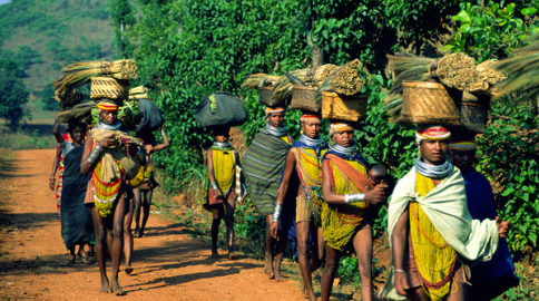 Top 5 `Tribal Tour places in India