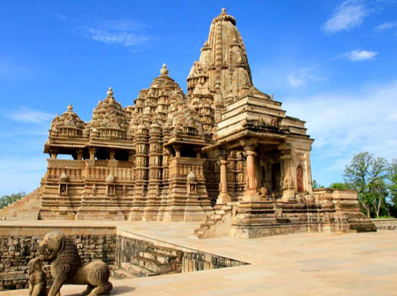 Famous World Heritage Sites in India
