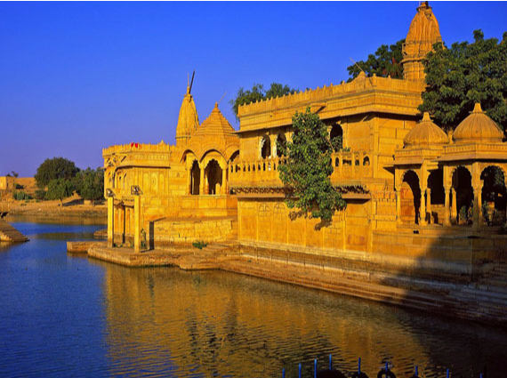 The Golden City Jaisalmer