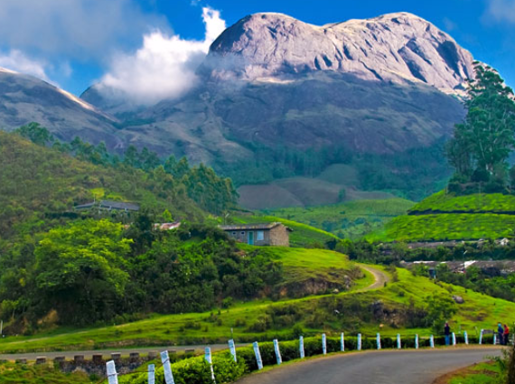 Tourism in Munnar