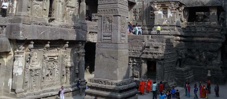 Ellora Caves Unesco World Heritage Site