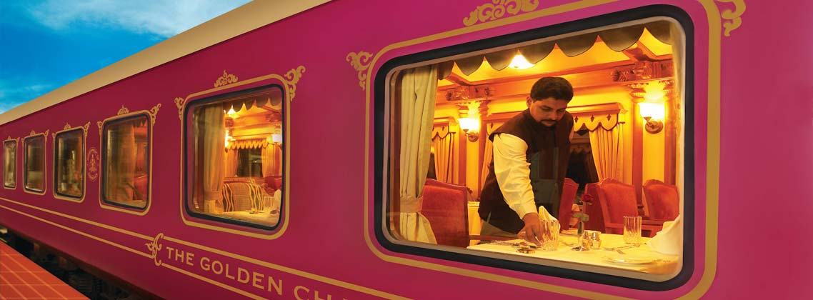 Luxury Trains India