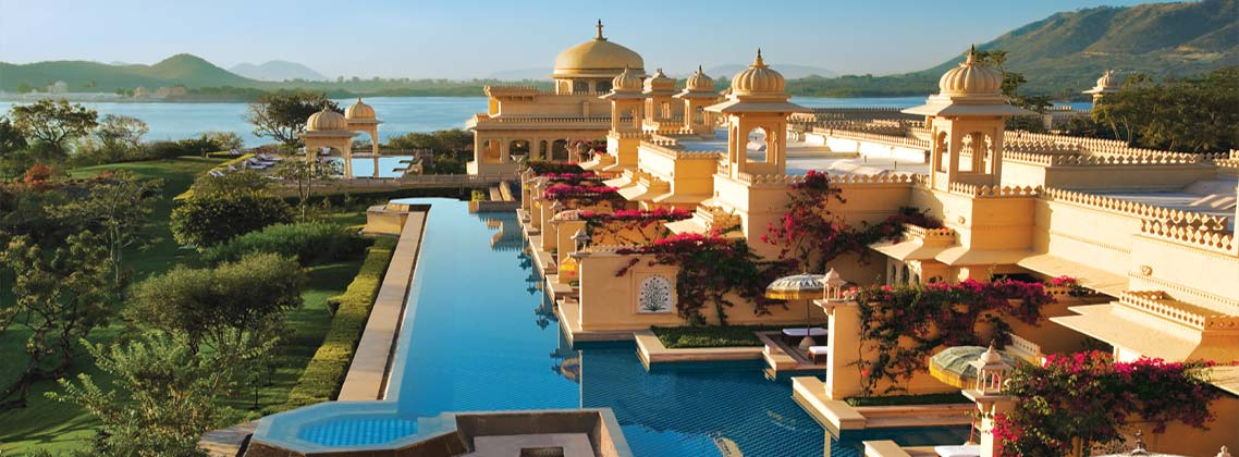 Top Luxury Hotels of India