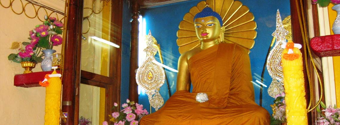 Famous Buddhist Places in India