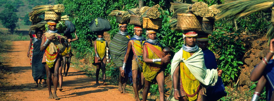 Tribal Destinations of India