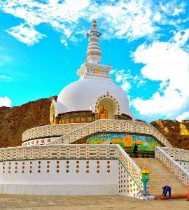 A Journey to Ladakh