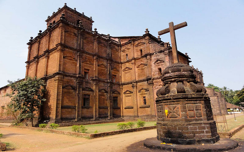 Churches and Convents of Goa (designated in 1986)