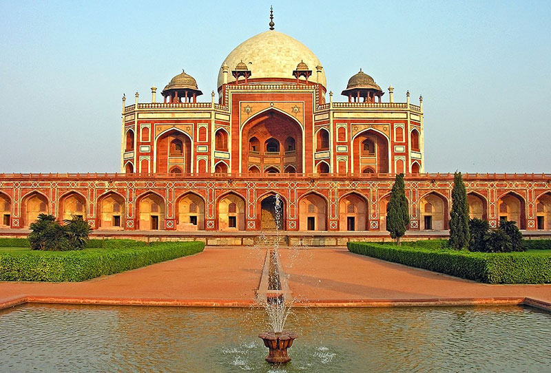 Humayun's Tomb, Delhi (designated in 1993)