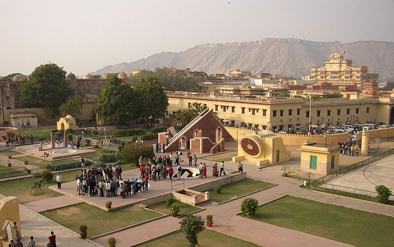 The Jantar Mantar, Jaipur (designated in 2010)