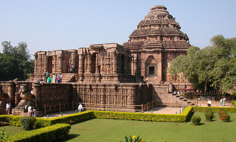 Sun Temple, Konark (designated in 1984)