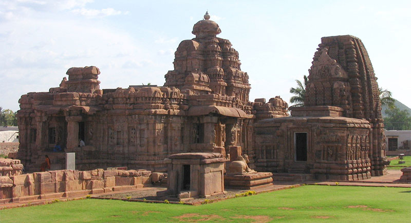 Group of Monuments at Pattadakal (designated in 1987)