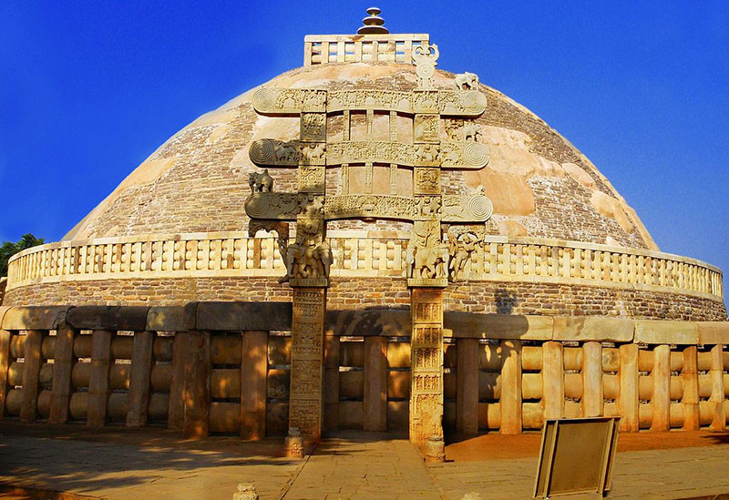 Buddhist Monuments at Sanchi (1989)