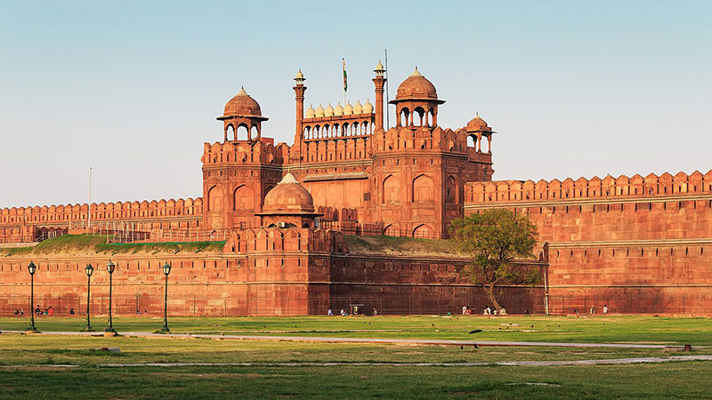 Red Fort Complex (designated in 2007)